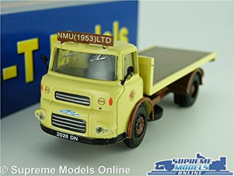 AEC MAMMOTH TRUCK MODEL LORRY 1:76 SIZE BRITISH ROAD SERVICES DA50 BASE TOYS T4