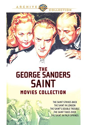 The George Sanders Saint Movie Collection (2 Disc)