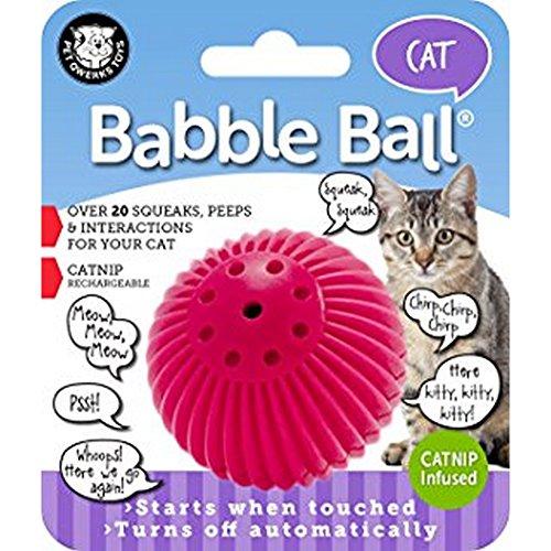 (Pet Qwerks Animal Sounds Babble Ball (Medium) (May Vary))
