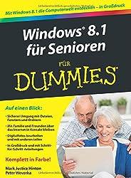 Windows 8.1 fur Senioren Fur Dummies