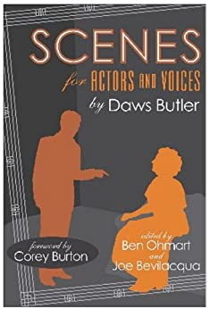 Scenes for Actors and Voices by [Butler, Daws]