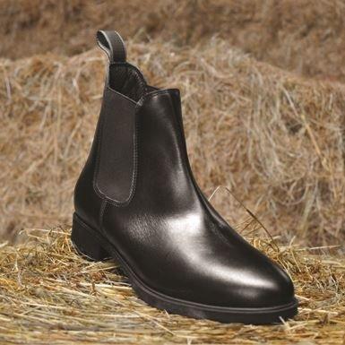 Mark Todd Toddy Junior Jodhpur Boots Negro negro Talla:Size C11 Negro - negro