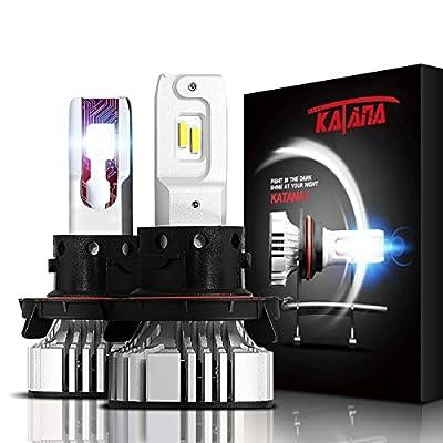 KATANA LED Headlight Bulbs Conversion Kit 6500K