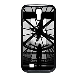 Samsung Galaxy S4 Cases Architecture 25 for Girls, Phone Case for Samsung Galaxy S4 M919 for Girls [Black]