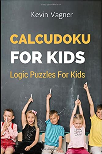 CalcuDoku For Kids: Logic Puzzles For Kids (Best Puzzles For Kids)