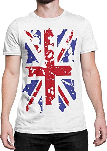 United Kingdom Flagge / UK / Vereinigtes Königreich / London / Größe XS-5XL / Ideales Geschenk / Premium T-Shirt