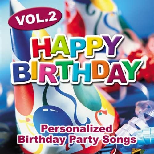 Maria: Happy Birthday Party Song For Maria By Lunchbox