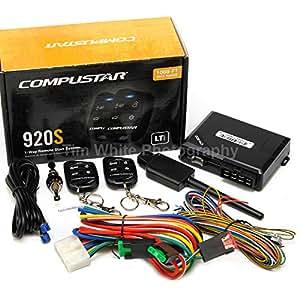 Compustar cs920s 1-Way 4-butto: Amazon.es: Coche y moto