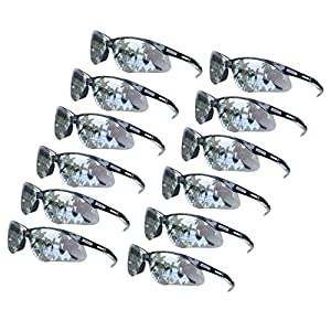 JORESTECH Eyewear – Safety Protective Glasses Case of 12