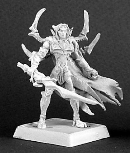 Javolith Darkspawn Captain by Reaper Miniatures