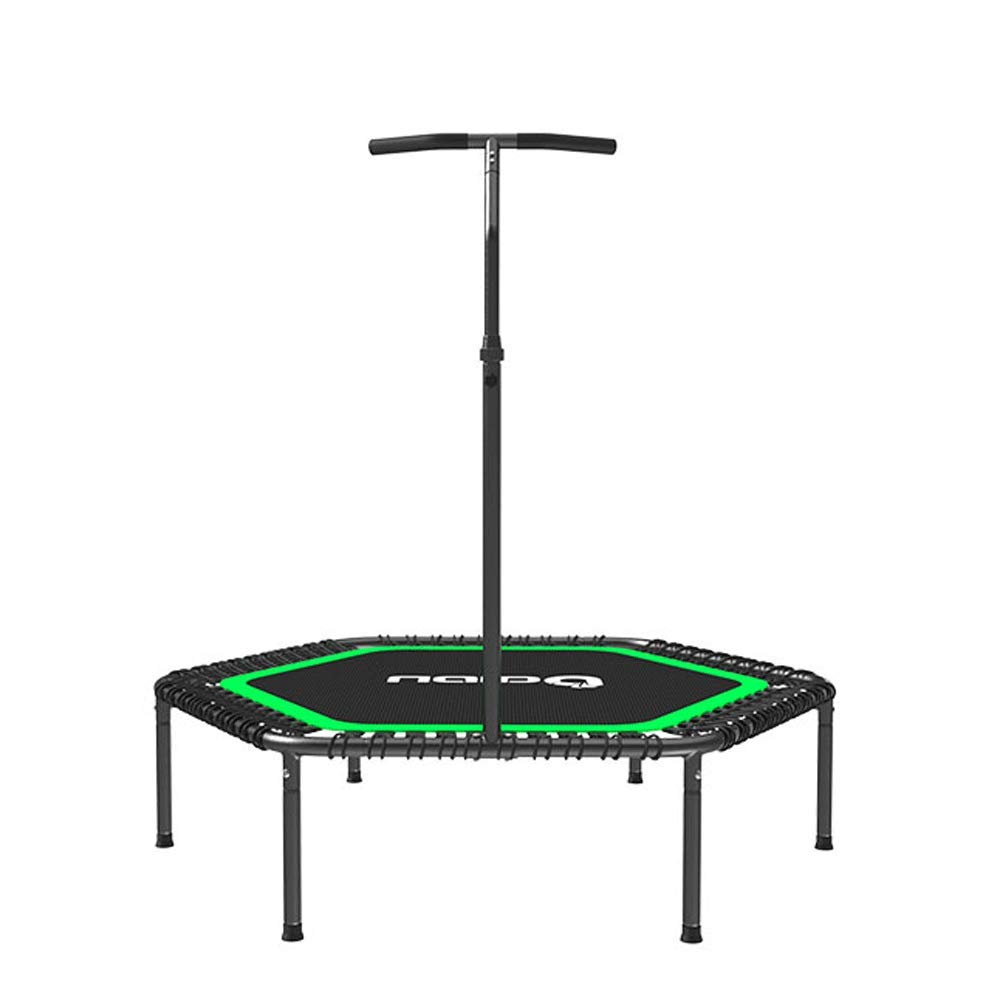 Fitness-Trampolin - Sport-Trampolin für Erwachsene Gymnastik-Profi-Trampolin zur Fettverringerung Artefakt