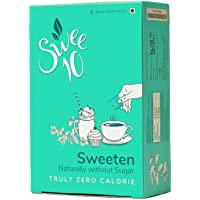 Swee10(Sweeten) Zero Calorie Table Top Sweetener 1 g X 90 Sachets