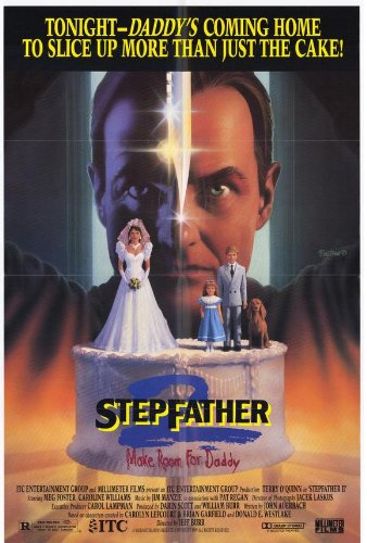 Amazon.com: Stepfather 2: Make Room for Daddy Movie Poster ...