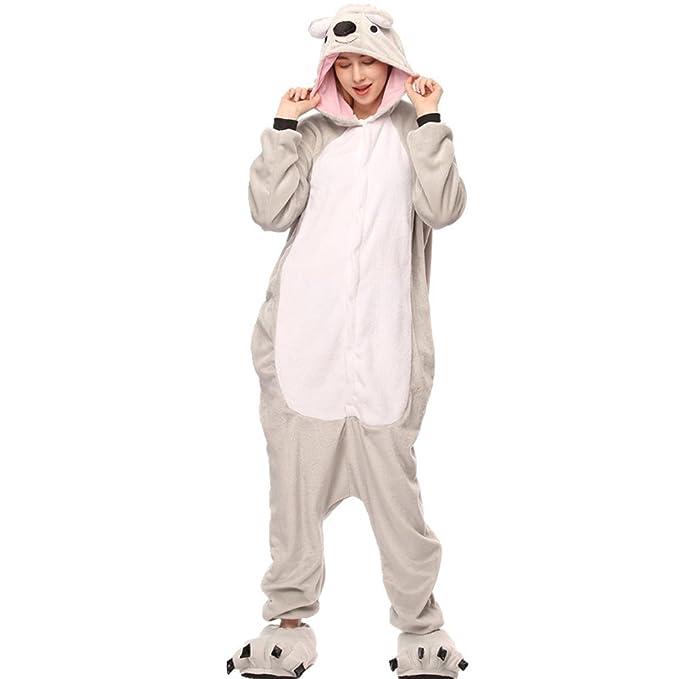 d000906792 Pijamas unisex adultos de Koala Onesie