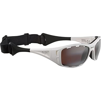 Maui Jim New Genuine Sunglasses Glasses Negro Blanco