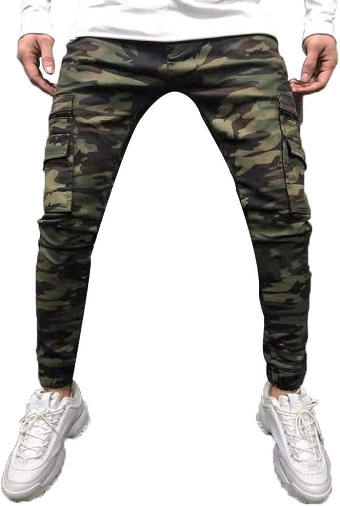 Tasty Life Pantalones De Chándal Sueltos para Hombres ...