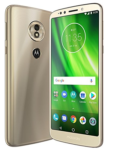 deefb7ae26 Image Unavailable. Image not available for. Color  Motorola Moto G6 Play  XT1922-5 32GB 5.7 quot  Dual SIM 4G ...