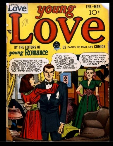 Young Love #1: Golden Age Romance Comic 1949