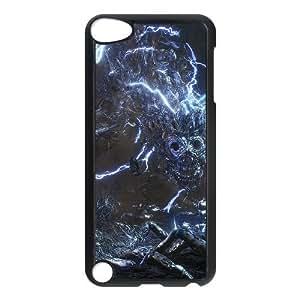 ipod 5 phone case Black Bloodborne POL2877679