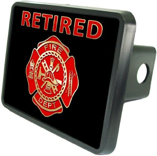 Firefighter Hitch Covers (