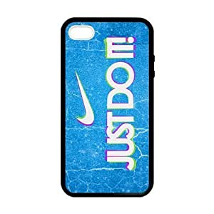 diy zhengJust Do It Blue Case for iPhone for iphone 5/5s case