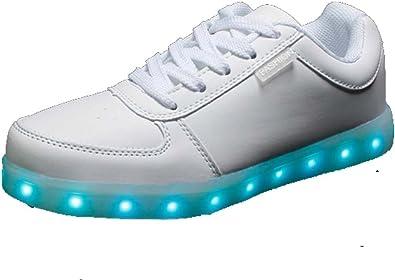 Littlepanda Women and Men LED Shoes