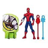 Marvel Ultimate SpiderMan Web Warriors Web Slingers SpiderMan Figure