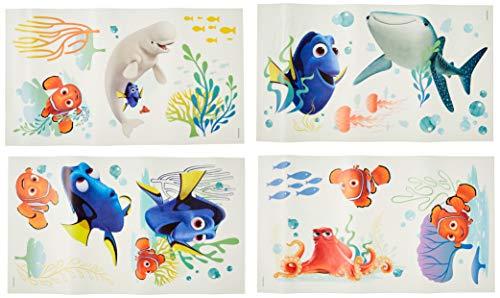 Disney Pixar Finding Dory Peel & Stick Wall Decals