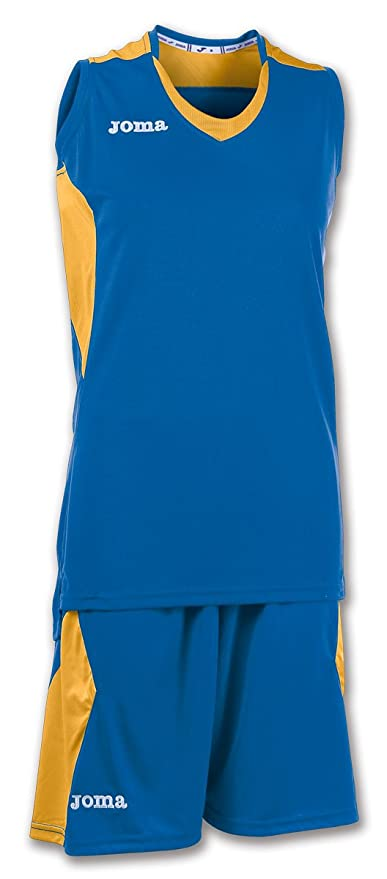 438aee2ffb Amazon.com  Joma Women s Space Two Piece Basketball Set  Sports ...