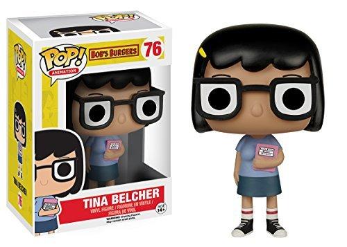 Funko POP Animation Bob's Burgers Tina Action Figure (Burger Funko)