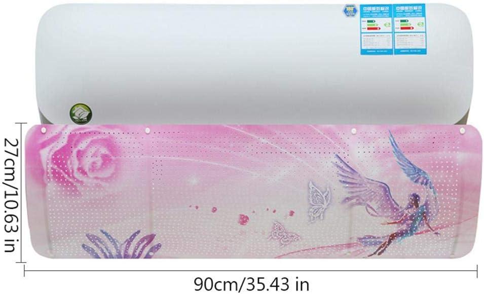 deflettore poroso anti soffiamento diretto e deviatore d/'aria B deflettore universale per condizionatore d/'aria a parete Hamkaw