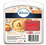 Febreze Wax Melts - Apple Delish (Pack of 6) - 8 count / 48 total