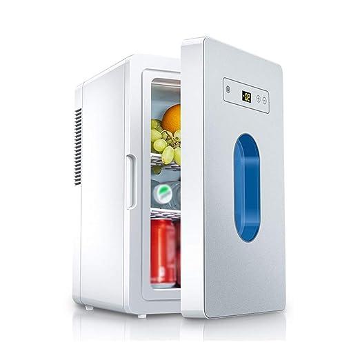 BYNNCR Refrigerador del Coche Coche Inicio Pequeño Mini Congelado ...