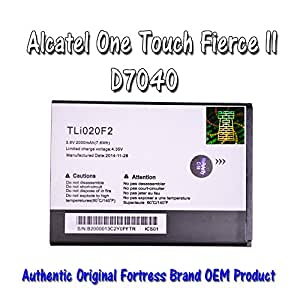 Amazon Com Replacement Battery For Alcatel One Touch