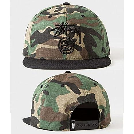 Stussy Snapback hat cap berreto casquette kappe gorra 2819: Amazon ...