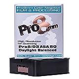 pro8mm 019962274909Pro8–0350d Super 8mm película Stock con procesamiento (Color)