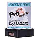 Pro8mm 019962274909 Pro8-03 50D Super 8mm Film Stock with Processing (Color)