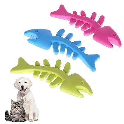 Amazon.com: GMSP - Juguete para mascotas TPR con forma de ...