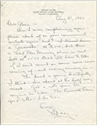 Mary Astor - Autograph Letter Signed 08/21/1964