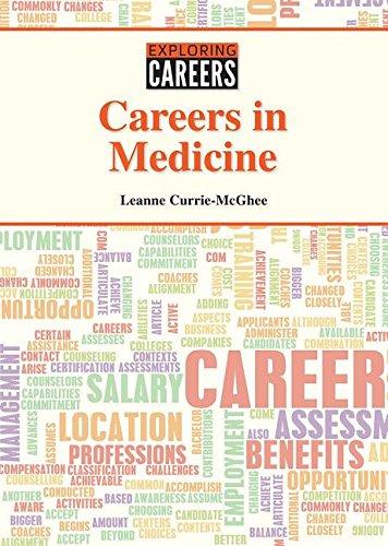 Careers in Medicine (Exploring Careers)