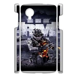 Google Nexus 5 Phone Case White ArmA-III UKT8575591