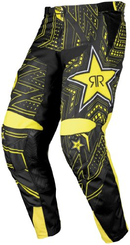 Price comparison product image MSR Youth 2012 Rockstar Offroad Pants Black/Yellow 20
