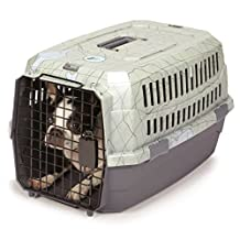 Dog Is Good Never Travel Alone Crate, Medium