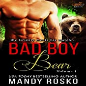 Bad Boy Bear: Book 1 | Mandy Rosko
