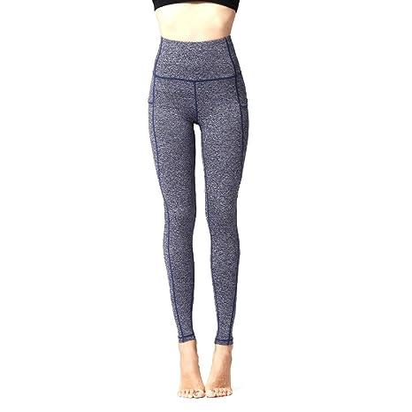 Leggings De Plástico para Mujer, Pantalones De Yoga Casuales ...