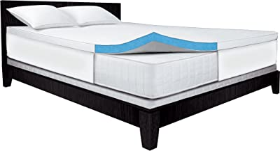 Serta 2.5-Inch Gel-Memory Foam Mattress Topper