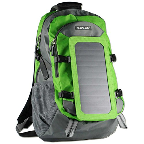 Backpack With Solar Charger - 5