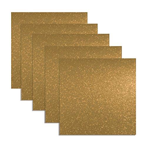 Glossy Glitter Vinyl Adhesive 12
