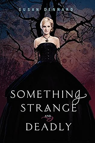 book cover of Something Strange and Deadly