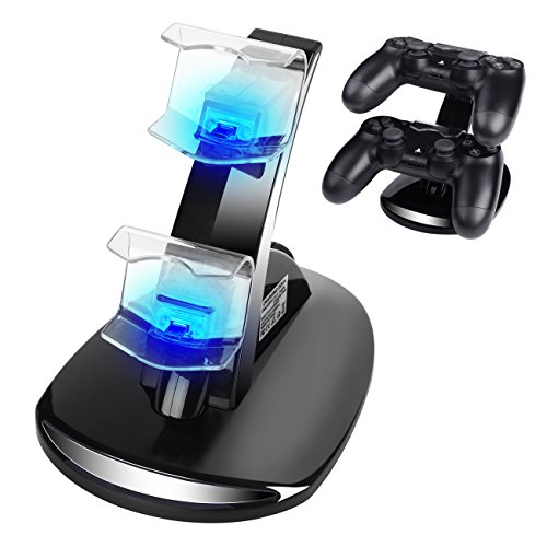 Price comparison product image CPPSLEE PS4 Controller Charger